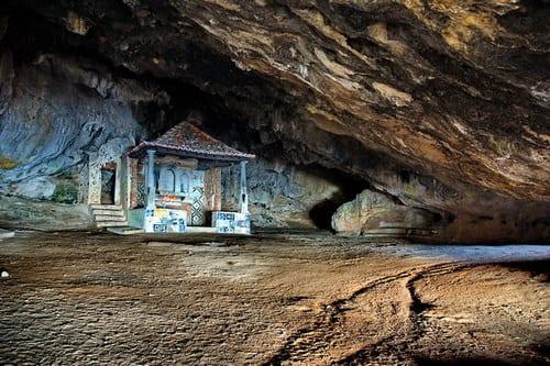gruta da lapa de santa margarida