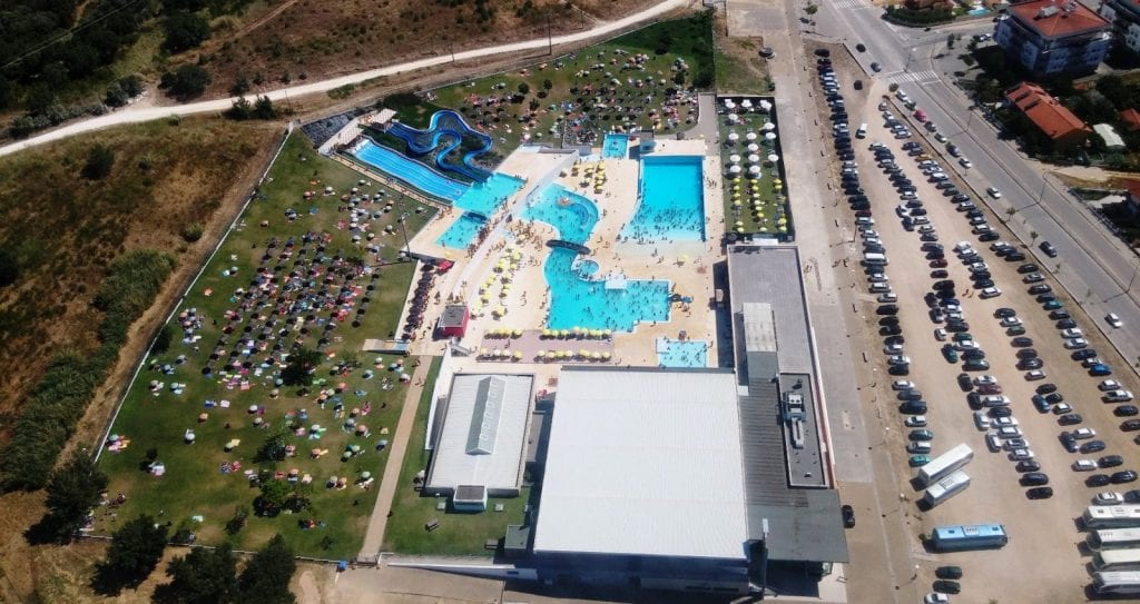 piscinas de antarém