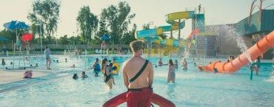 parques aquáticos no algarve