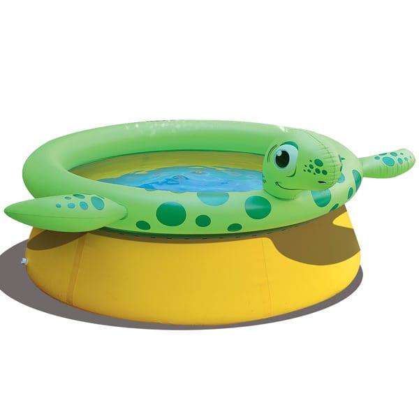 piscina insuflável