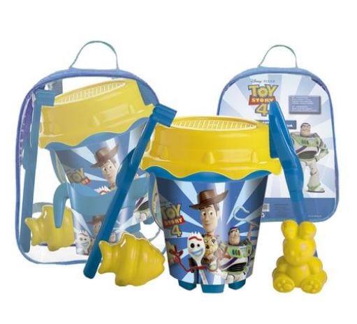 brinquedos de praia toy story 4