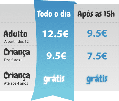 preços sportagua