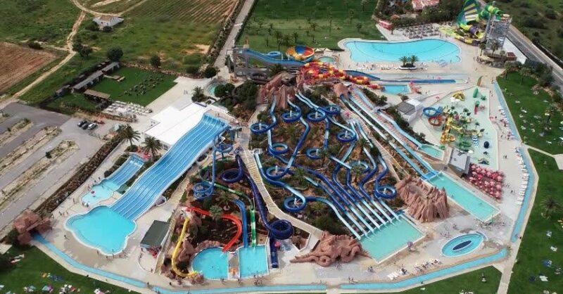 Slide & Splash: diversão garantida no Algarve!