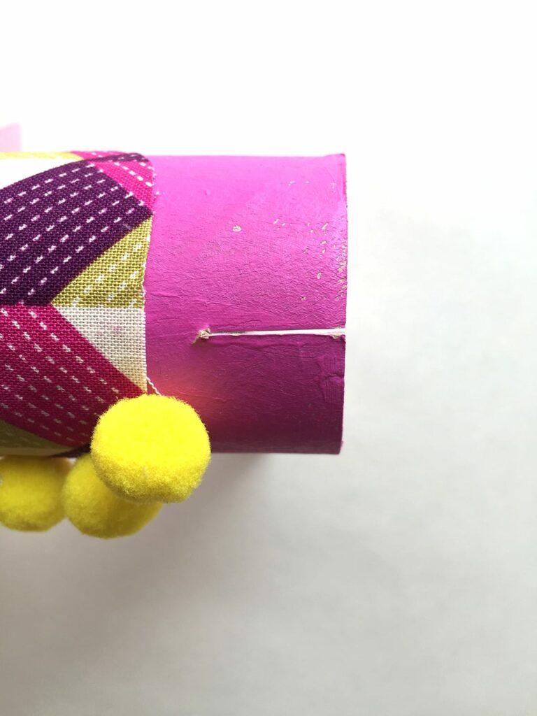 DIY papel higiénico llamas 11