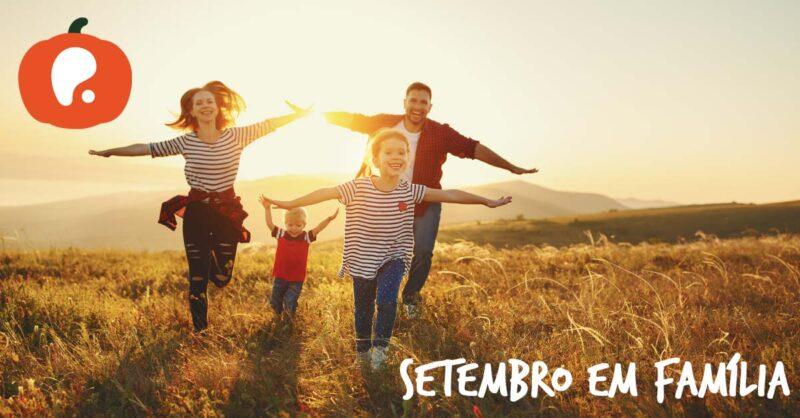 As melhores atividades para todo o país no mês de Setembro!