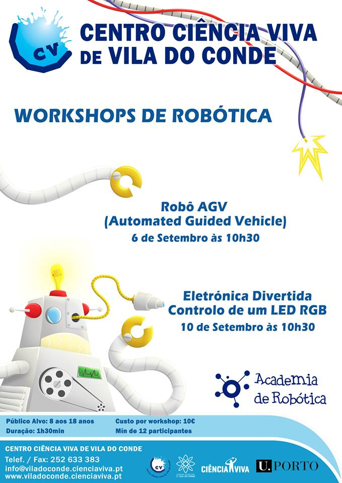 Workshop de Robótica