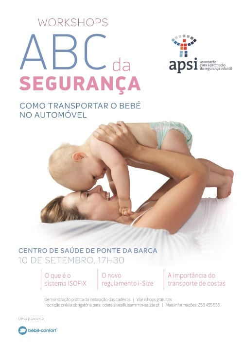 Workshop ABC da Segurança – Ponte da Barca