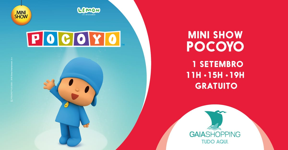 Show Pocoyo