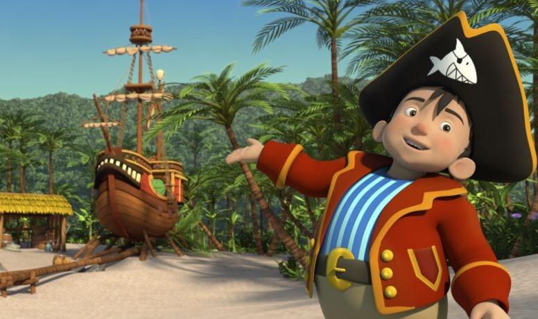 Capitão Sharky - Passatempo