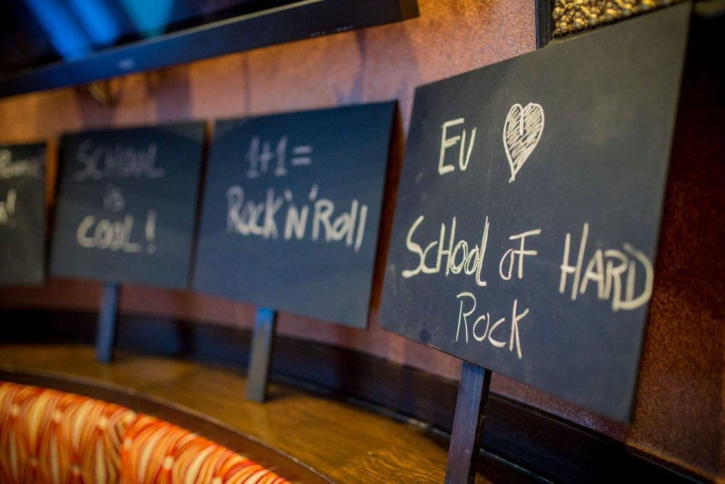 school of hard rock