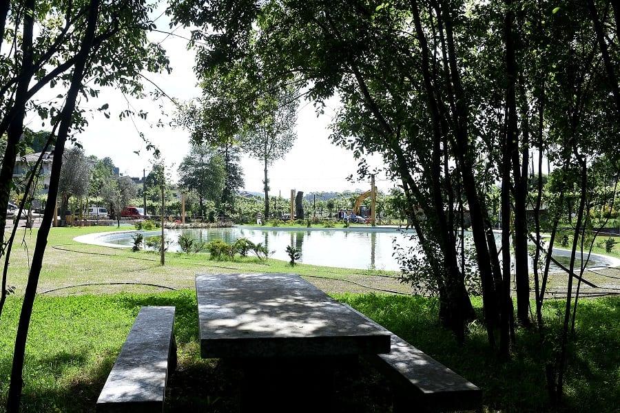 Praia Fluvial de Adaúfe - Parque