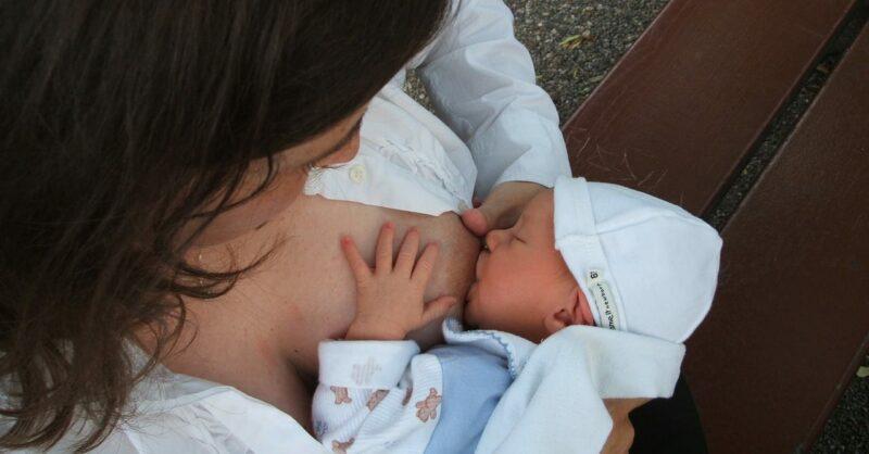 mastite - dar de mamar