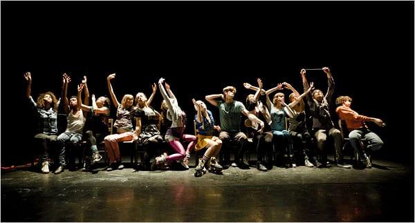 Teatro para Adolescentes – Companhia da Chaminé