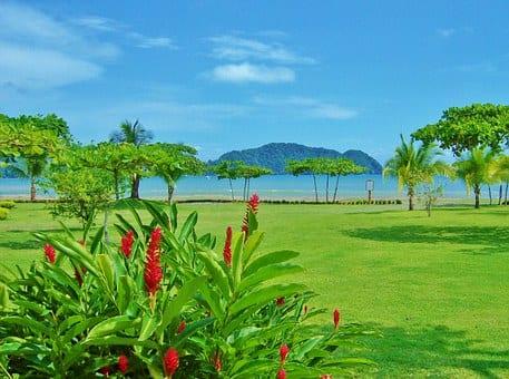 férias em família - Costa Rica - praia