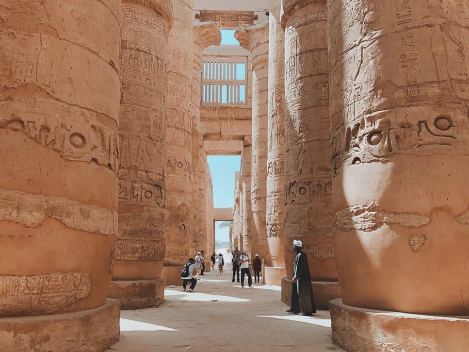 férias em familia - egipto - museu