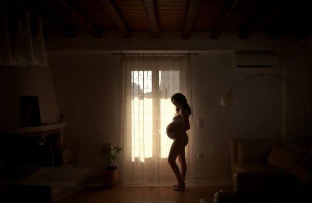 A gravidez não é o céu