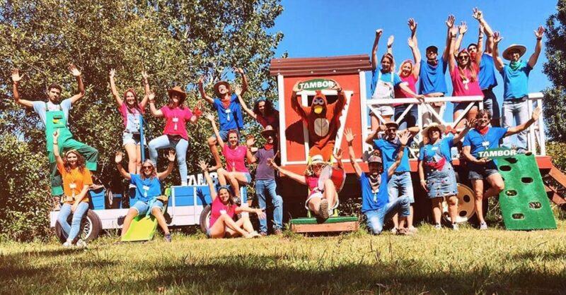 Parque Rural do Tambor: diversão garantida para miúdos e graúdos