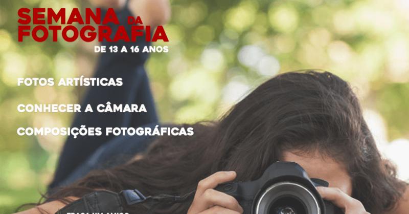Semana da Fotografia para Jovens