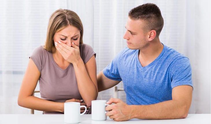 sintomas de gravidez - enjoo