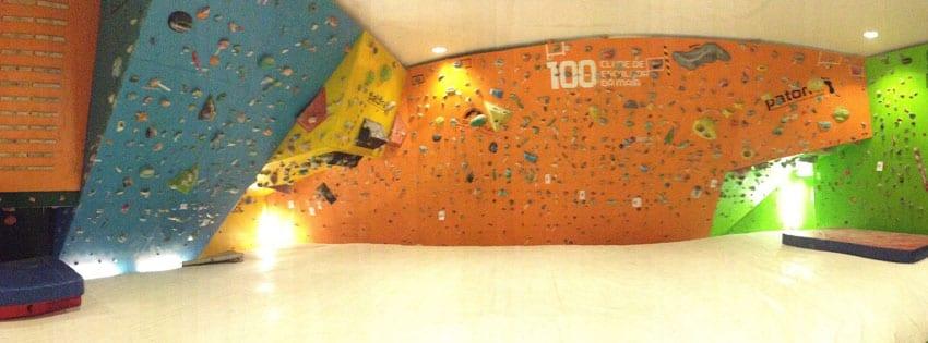 100 clube de escalada da maia