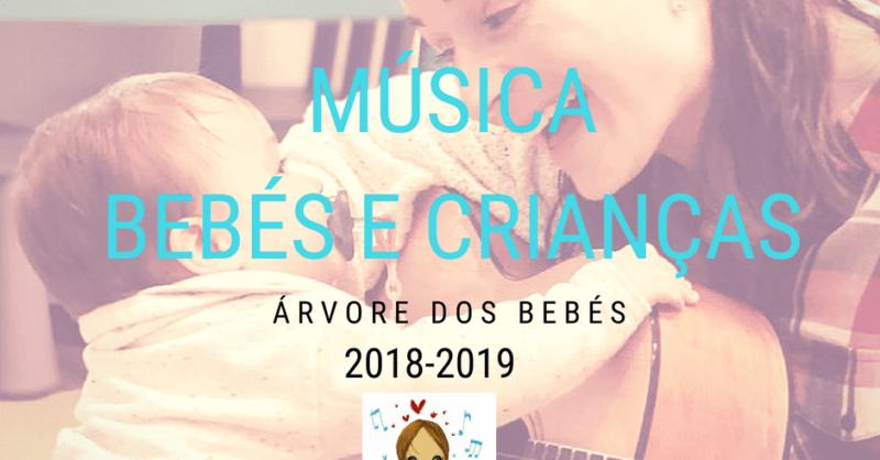 Música e Dança para Bebés e Crianças