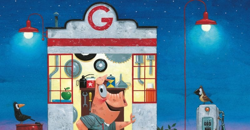 A Garagem do Gus