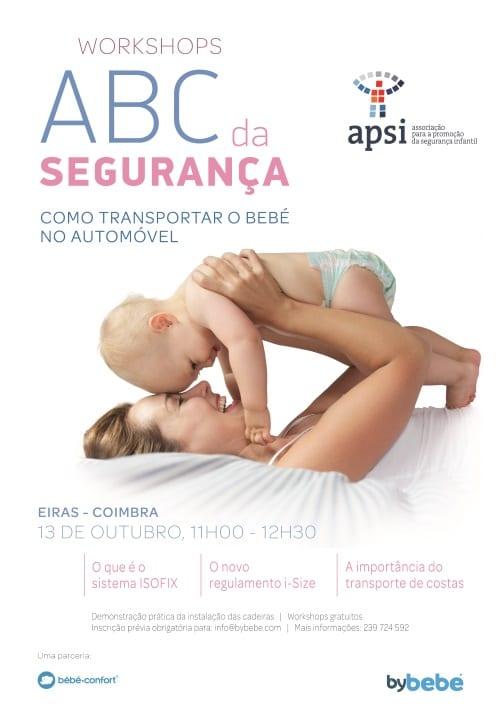 Workshop ABC da Segurança – Coimbra