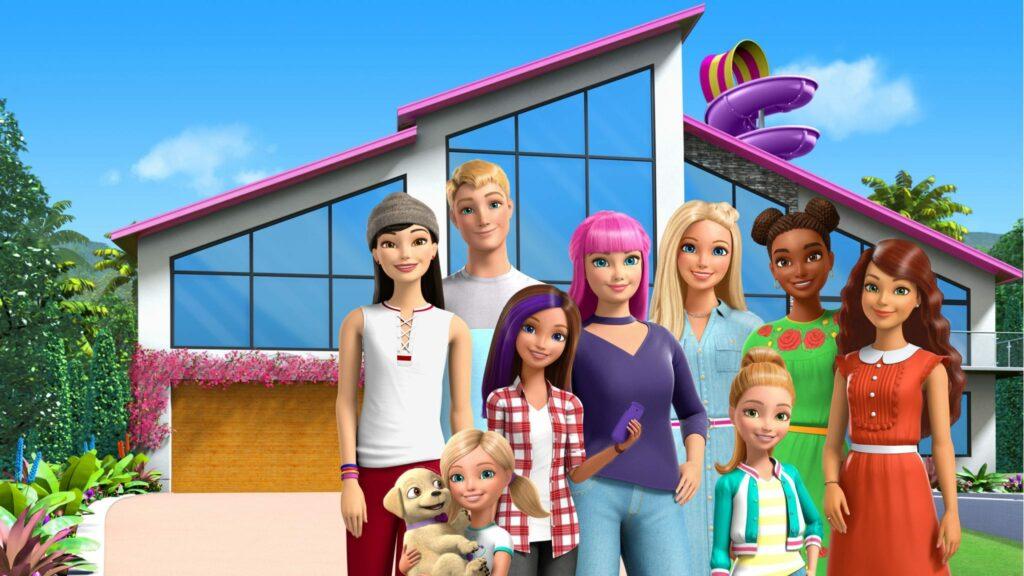 Barbie Dreamhouse Adventures Elenco