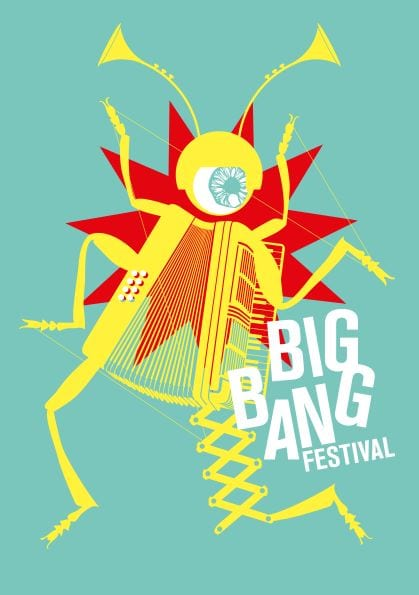 Cartaz Big Bang -
