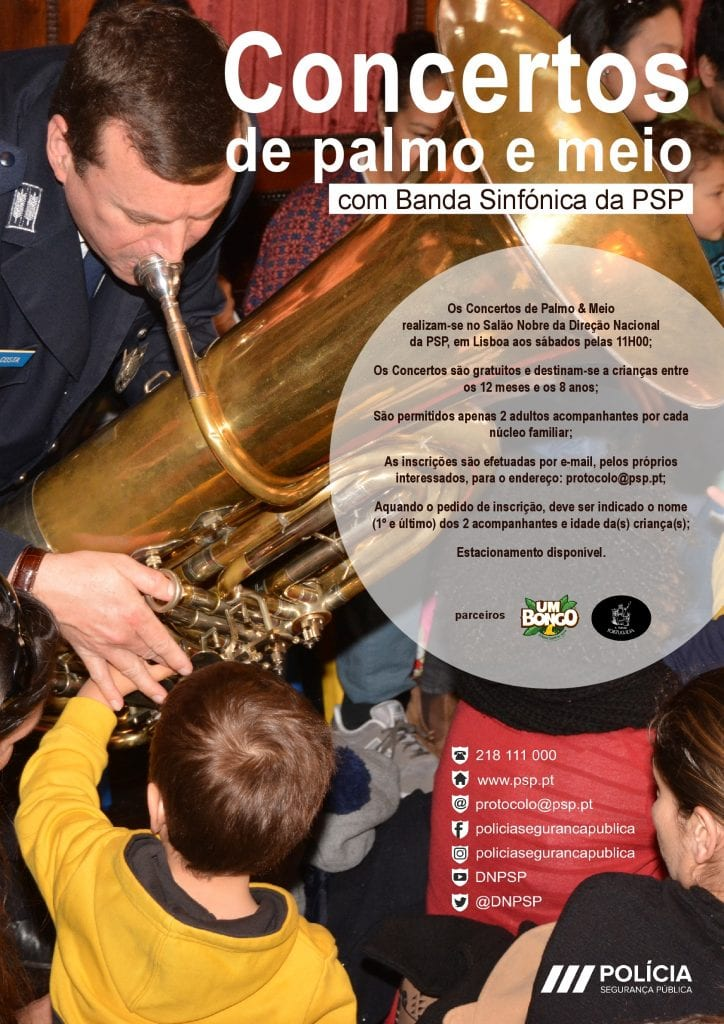 Concertos Palmo & Meio