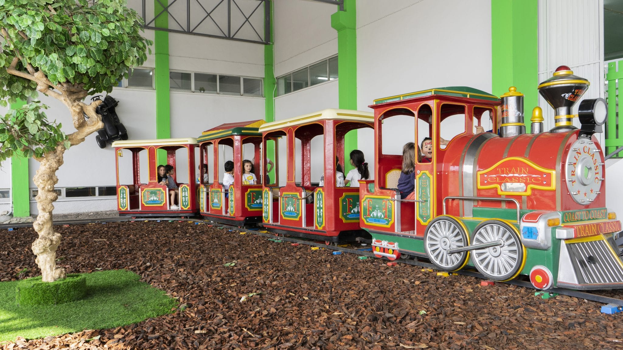 Comboio Feijão Verde Coimbra