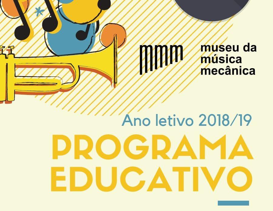 Programa Educativo – Museu da Música Mecânica