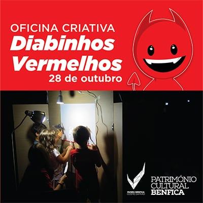 Diabinhos Vermelhos: Um conto de terror