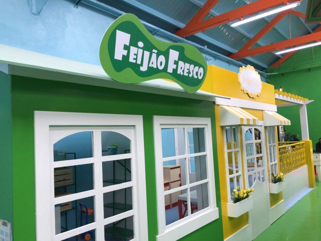 Feijão Verde Gaia casinhas