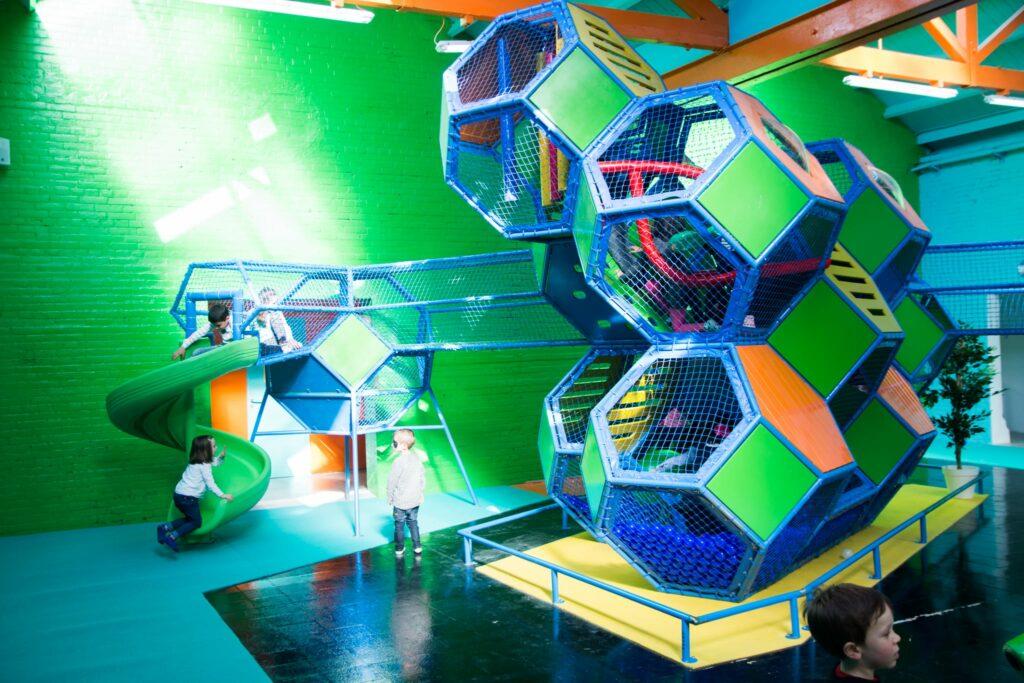 Feijão Verde Gaia diversões