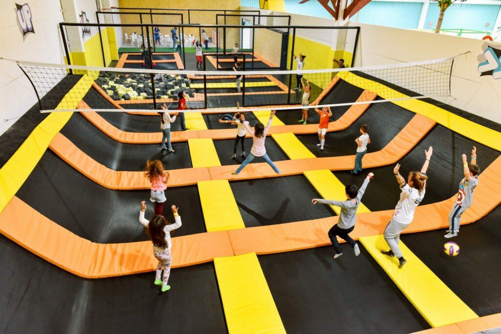 Feijão Verde Montijo Fun Park - Espaço Jump