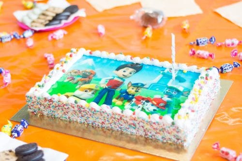 Feijão Verde Santarém Festa de Aniversário
