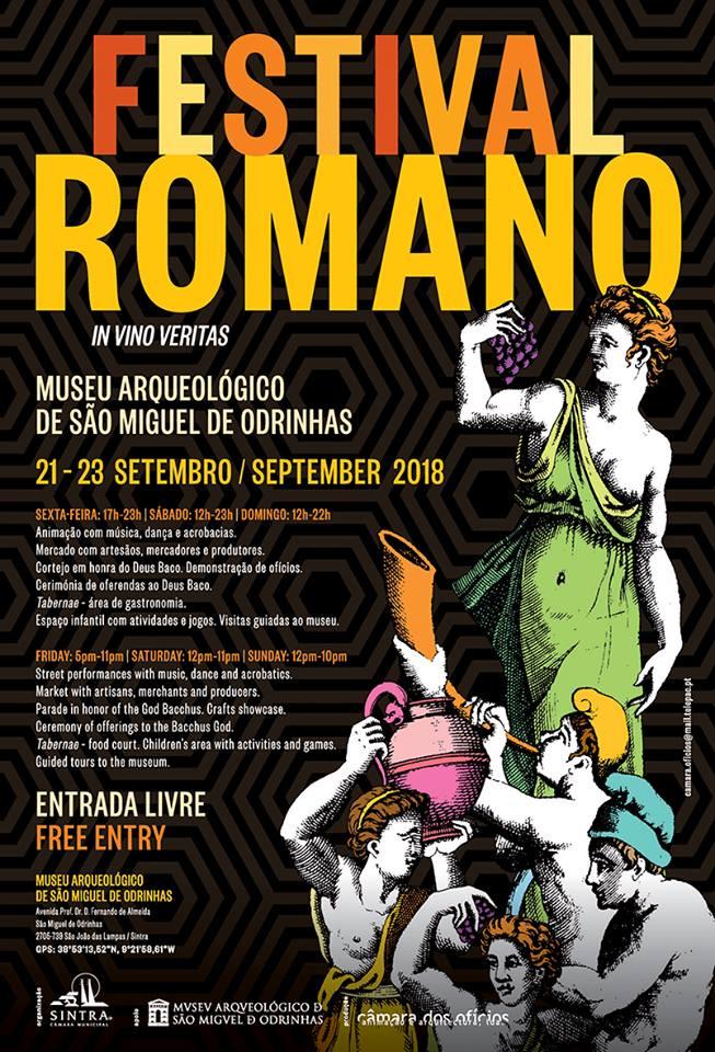 Festival Romano IN VINO VERITAS - Programa