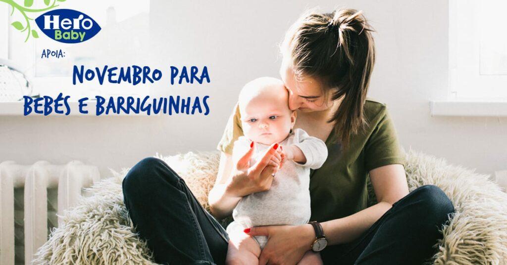 As melhores actividades em Novembro para Bebés e Grávidas