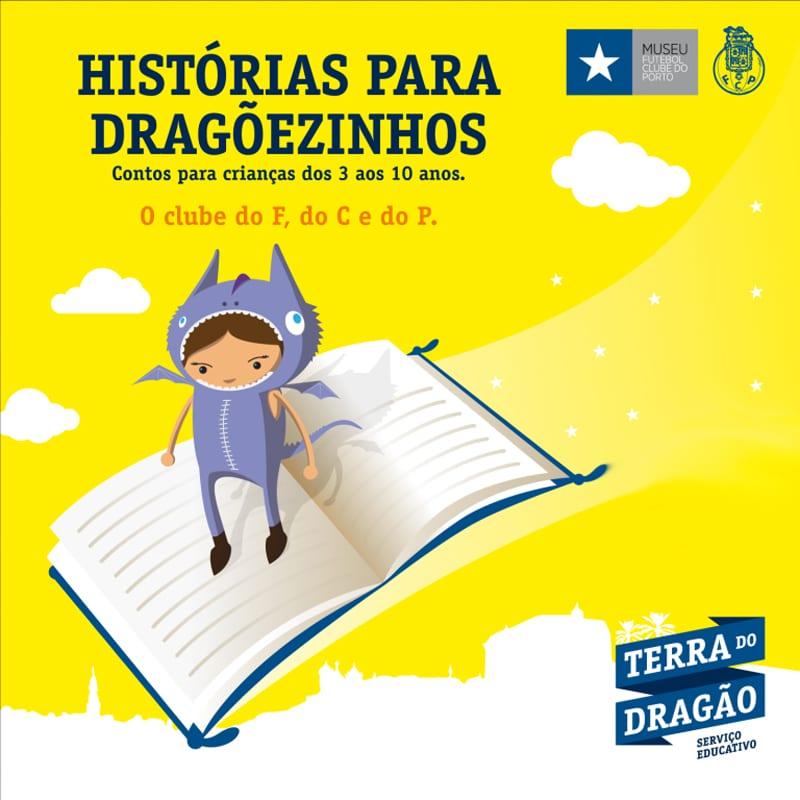 Histórias para Dragõezinhos - Outubro