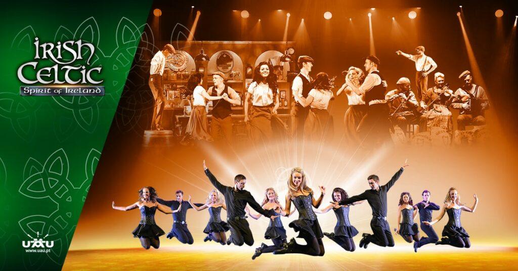 Espetáculo Irish Celtic