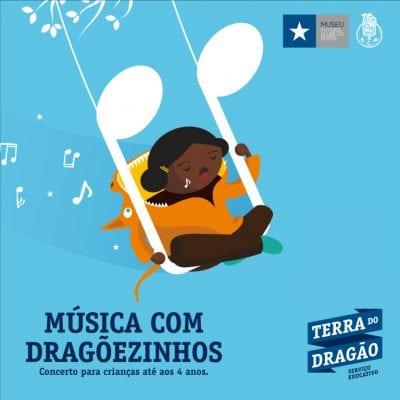 Música com Dragõezinhos - outubro
