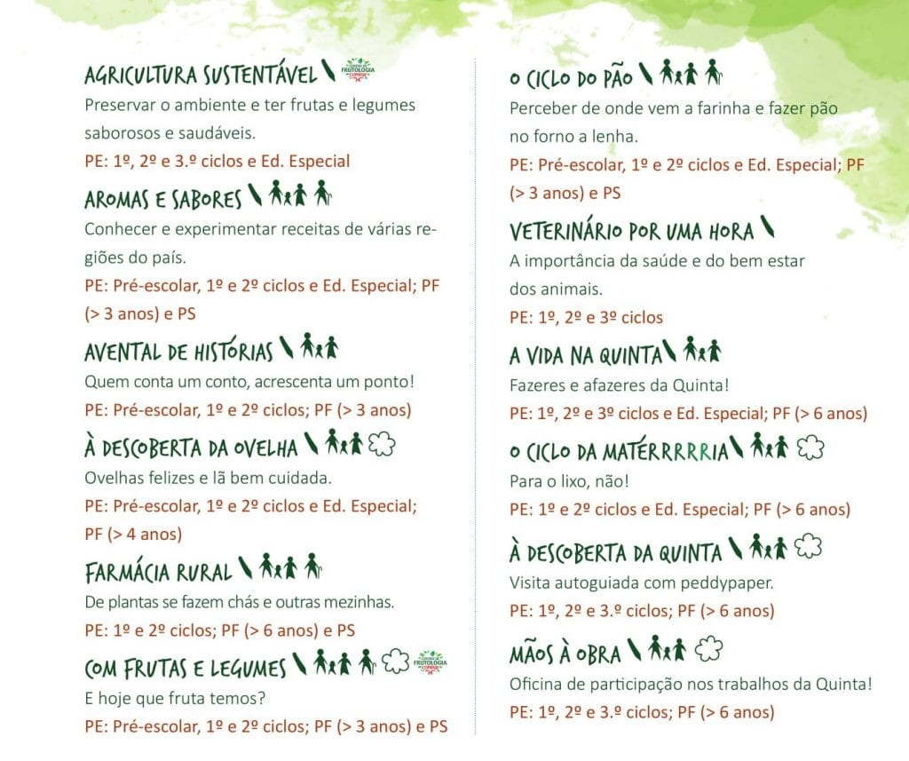 Oferta Regular_2019_2020 quinta pedagógica dos olivais