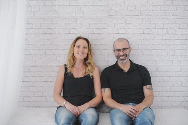Mikaela Oven e Pedro Vieira