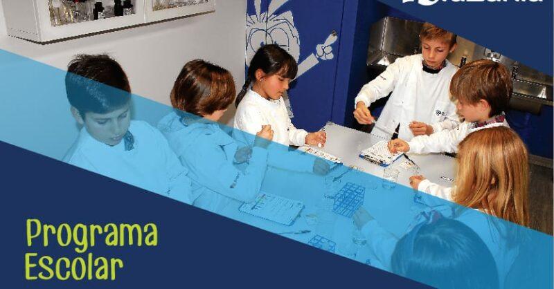 Programa Educativo da KidZania 2019/2020