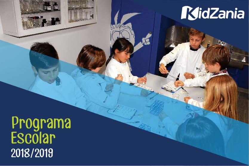 Programa Educativo KidZania