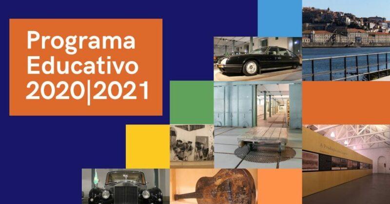 Programa Educativo Museu dos Transportes e Comunicações 2020/2021