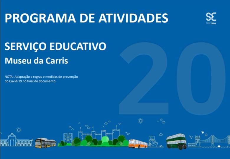 Programa Educativo - Museu da Carris