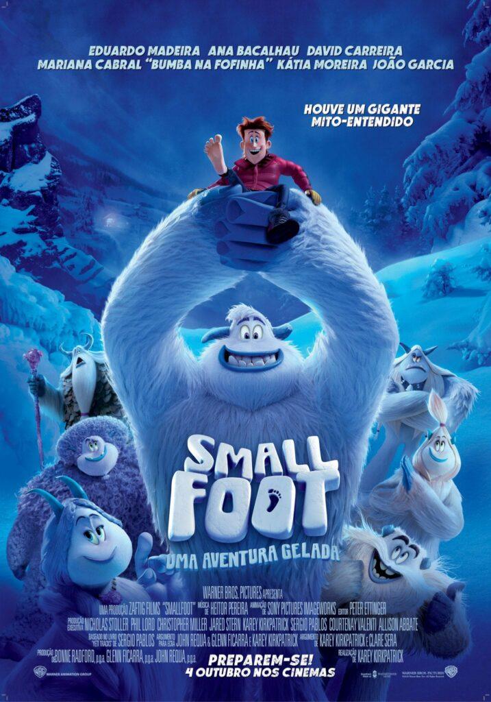 Smallfoot – Uma Aventura Gelada