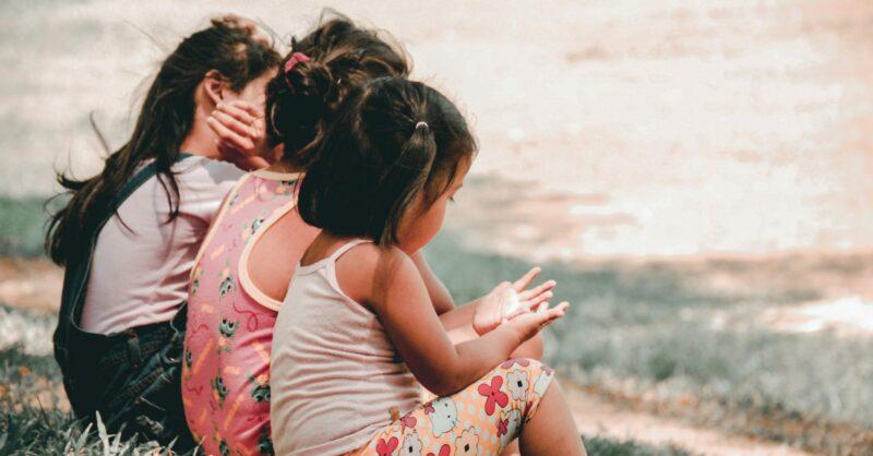 crianças timidez